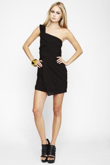BCBGeneration Asymmetrical Dress ($108)