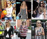 Pictures of Street Style Celebrities