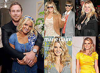Pictures of Jessica Simpson in 2010