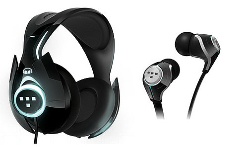 Tron Legacy Monster Headphones