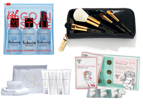 Bella's Xmas Gift Guide: For the Girl Who Likes to Jet-Set!