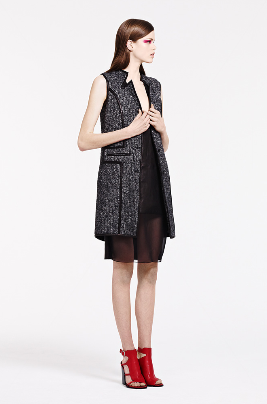 Thakoon Panichgul Delivers a Minimalistic Punch For His Pre-Fall 2011 Collection