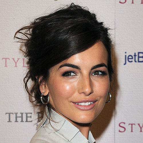 Get Camilla Belle's Winter Glow Makeup Look