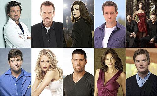 Best Network TV Drama of 2010