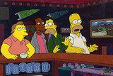 Moe's on The Simpsons