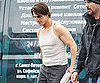 Slide Picture of Tom Cruise Filming Mission Impossible 4 in Vancouver