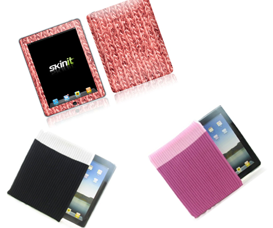 iPad Knit Covers