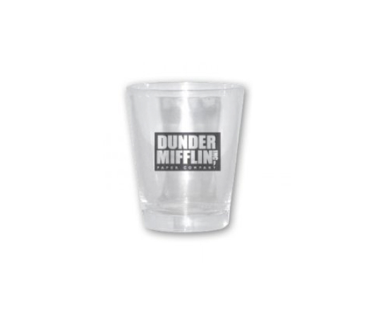 Dunder Mifflin Shot Glasses