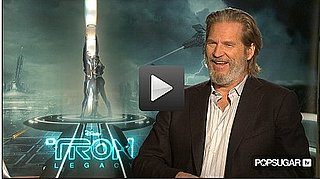 Jeff Bridges on the Making of Tron Legacy 2010-12-14 09:30:00