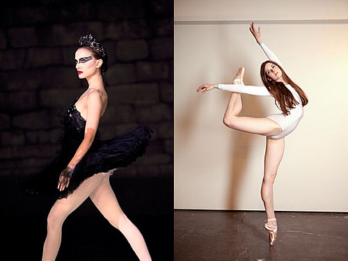 Natalie Portman's Ballet Beautiful Workout For Black Swan