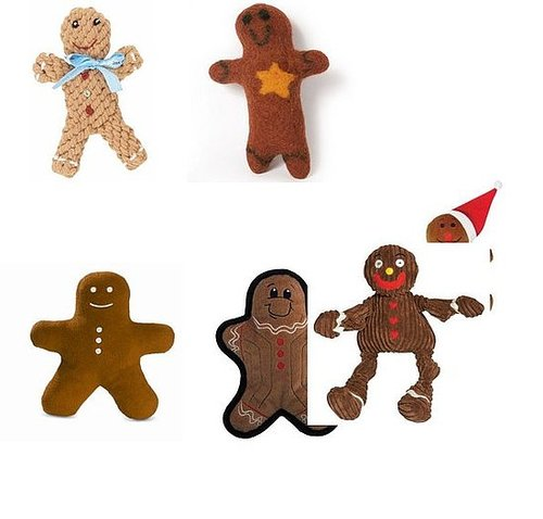 Gingerbread Toys For Your Good Boy