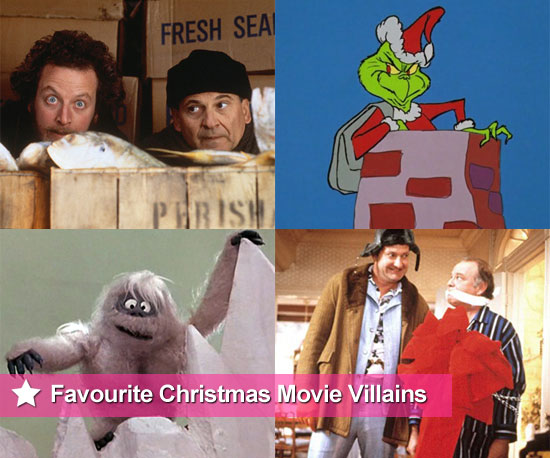 On the Naughty List: Our Favourite Christmas Movie Villains