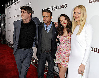 Pictures of Faith Hill, Tim McGraw, Leighton Meester, Minka Kelly, and More at Country Strong Premiere in LA 2010-12-15 05:00:00