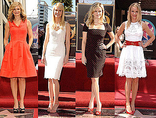 Female Celebrities on Hollywood Walk of Fame