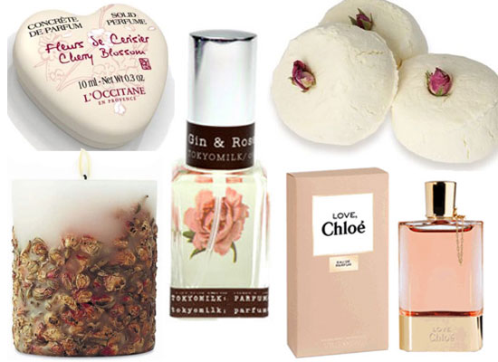 Bella's Xmas Gift Guide: Treats For the Hopeless Romantic!