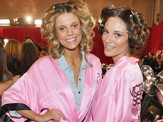 Backstage Secrets From Last Year's Victoria's Secret Show
