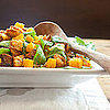 Butternut Squash, Spinach, and Panettone Salad Recipe