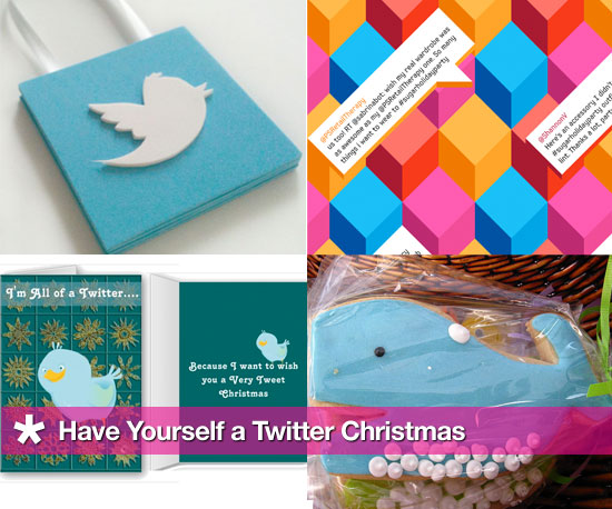 Have Yourself a Twitter Christmas With These Decorations
