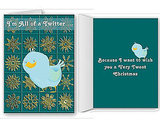 All of a Twitter Christmas Card ($5)