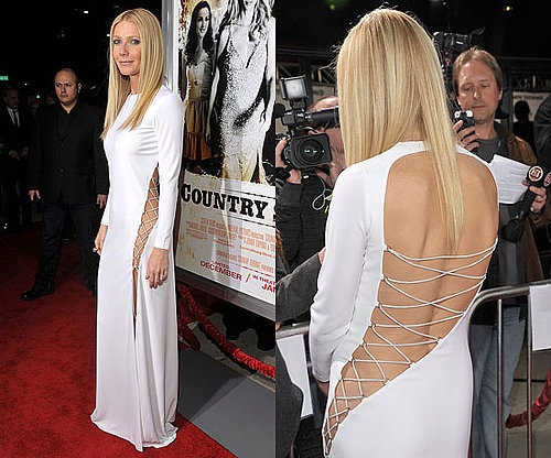 Pictures of Gwyneth Paltrow at the Premiere of Country Strong