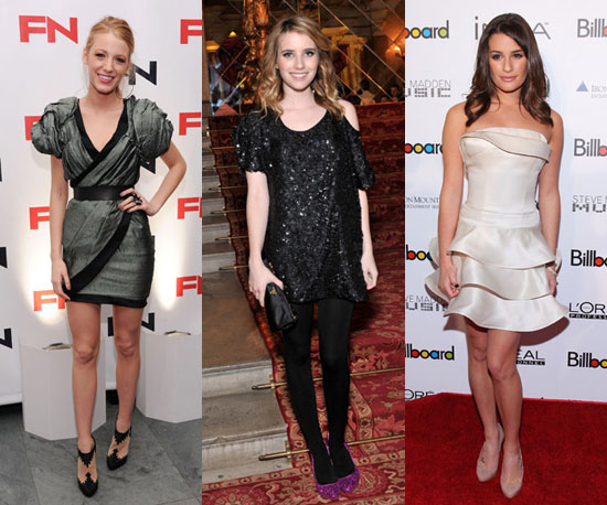 Get Your NYE Outftit Inspiration Straight From The Stars