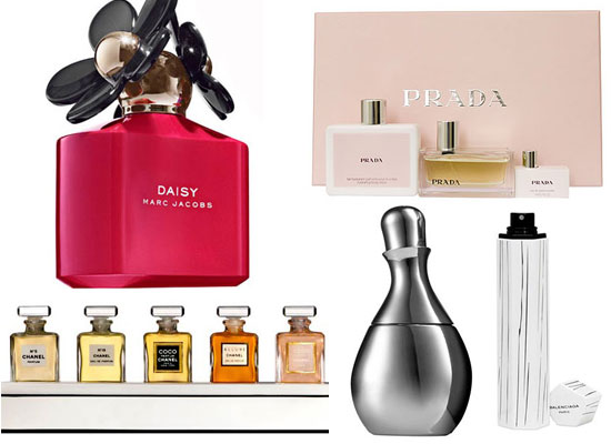 Bella's Xmas Gift Guide: For the Lady Who Likes a Lotta Luxe!