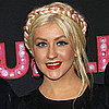 Christina Aguilera&#039;s Streak of Pink
