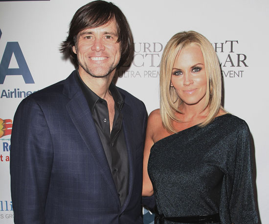 Jim Carrey and Jenny McCarthy