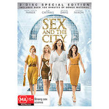 Sex and the City 2 Special Edition DVD ($24.82)