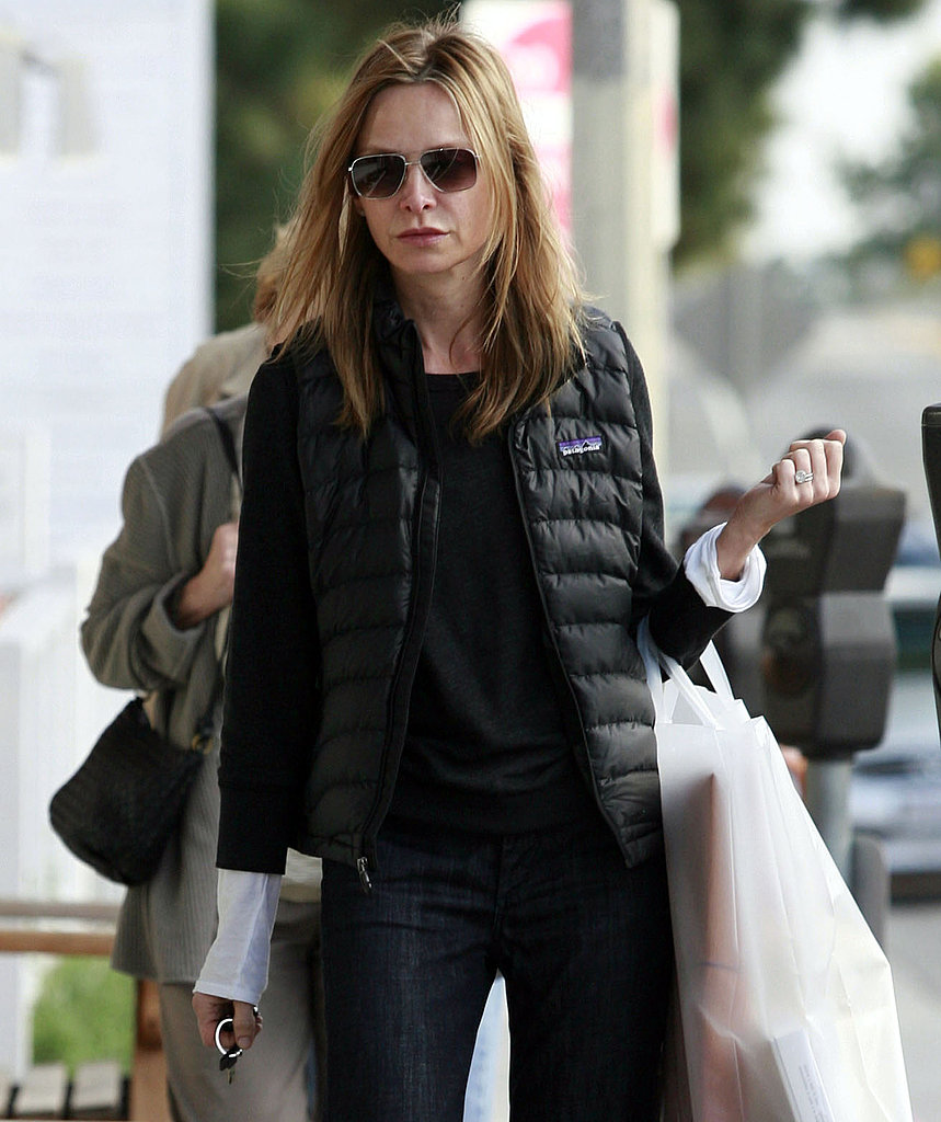 Calista Flockhart Photos