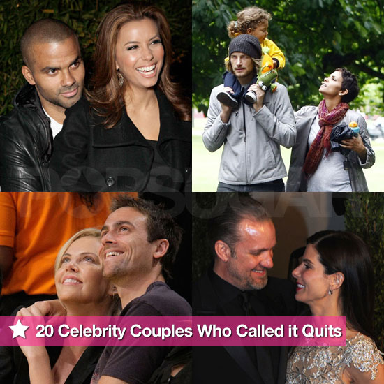Best of 2010: 20 Celebrity Couples Who Called It Quits!