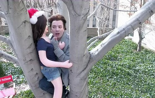 Jimmy Fallon's Robert is Bothered By the Holidays