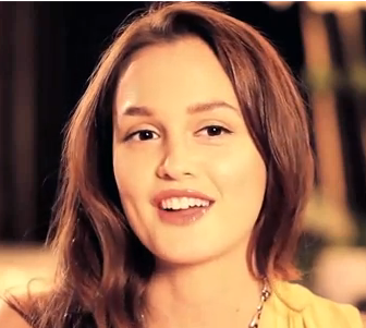Leighton Meester's Korean Makeup Ad for espoir