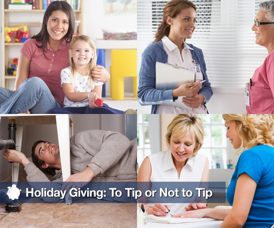 Holiday Giving: To Tip or Not to Tip