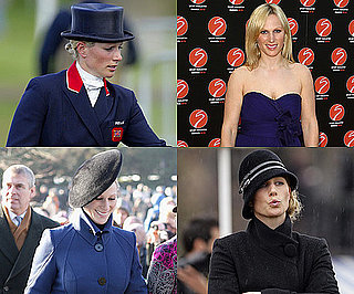 Photos of Newly Engaged Zara Phillips' Style: Take a Look Before She Weds Mike Tindall This Weekend in Scotland