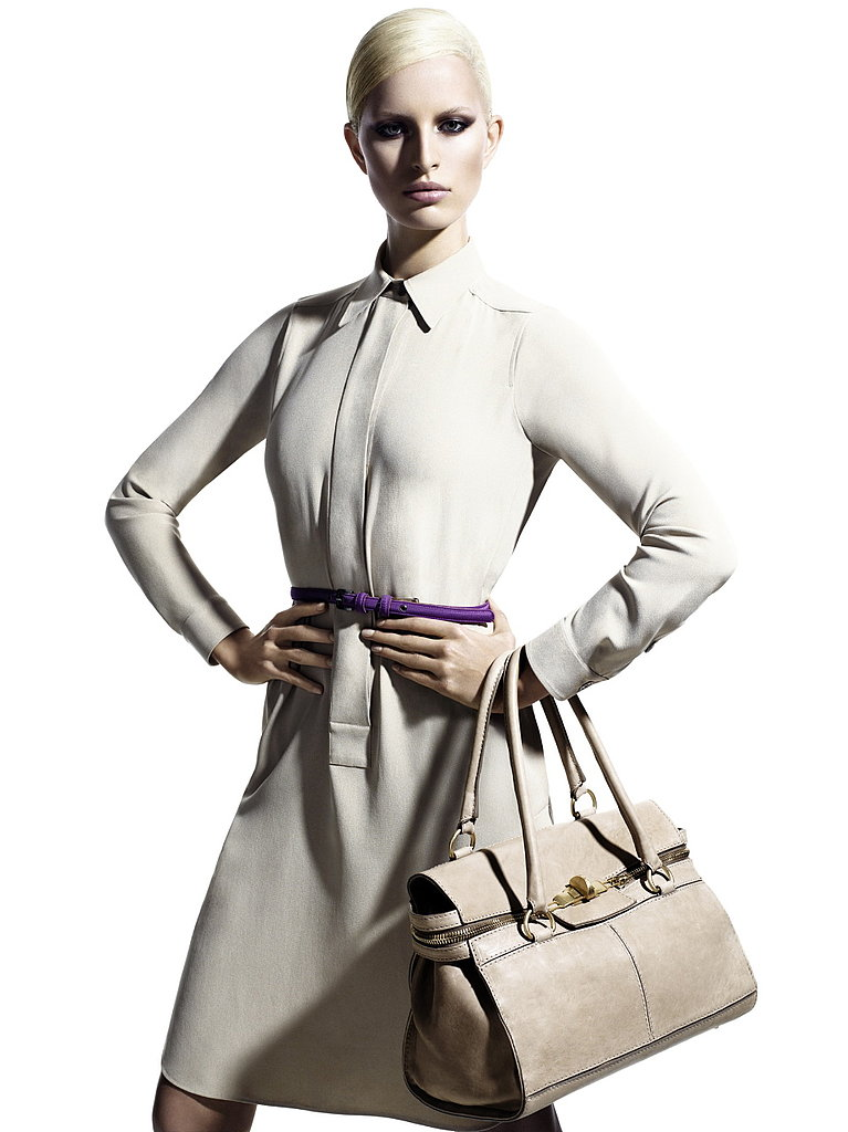 Karolina Kurkova Seals High Fashion Comeback with Three Major Spring 2011 Campaigns