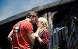Cindy and Dean, Blue Valentine