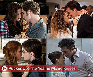 Best Movie Kisses of 2010