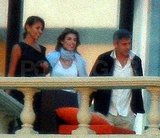 George Clooney's Girlfriend Elisabetta Gives Quite a View in Skimpy Bikini!