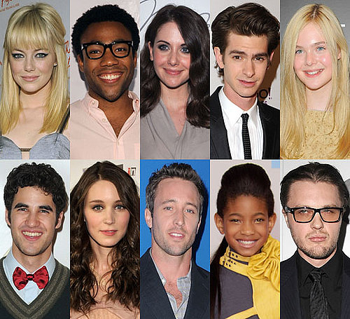 PopSugar Poll: Who Is the Biggest Rising Star of the Year?
