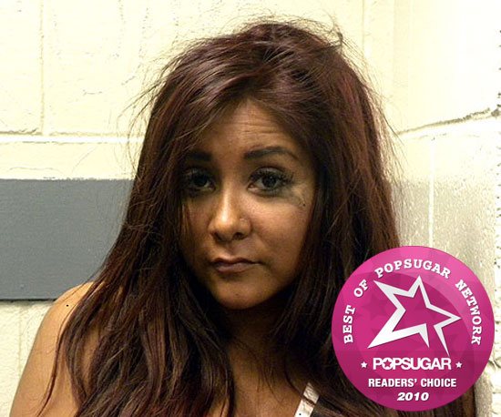 Best Mug Shot: Snooki
