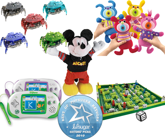 Best of 2010: Our Favorite Toys of the Year