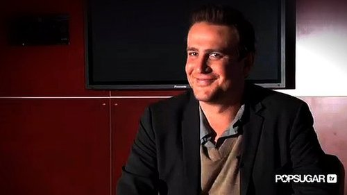 Video of Jason Segel Talking About Gulliver's Travels, Batman, How I Met Your Mother, The Muppets, and More