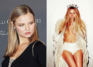 Magdalena Frackowiak Gets Hair Extensions. Discuss.