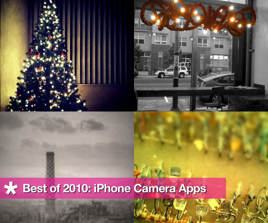 Best of 2010: iPhone Camera Apps
