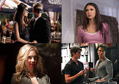 The Vampire Diaries Season 2 Midseason Trivia Quiz