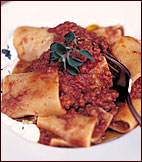 Rigatoni With Pork Ragù Recipe