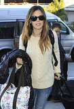 Rachel Bilson Is All Packed Up and Ready For Takeoff