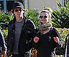 Slide Picture of Kevin Bacon and Kyra Sedgwick in Miami