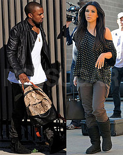Would You Want to Hear a Kanye and Kim Collaboration?